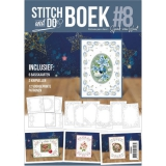 STDOBB008 Stitch and Do Boek 8 Sjaak van Went