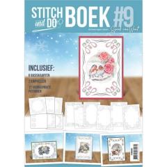 STDOBB009 Stitch and Do Boek 9 - Sjaak van Went -