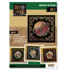 DODOOC10002 Dot and Do on Colour 2 (Christmas Birds))