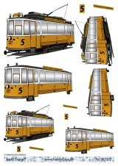 067303 Straßenbahn