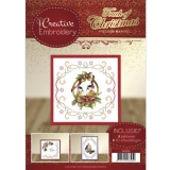 CB10015 Creative Embroidery 15 - Precious Marieke - Touch of Christmas