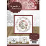 CB10005 Creative Embroidery 5 - Jeanines Art - Lovely Christmas