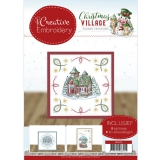 CB10016 Creative Embroidery 16 - Yvonne Creations - Christmas Village