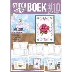 STDOBB010x Stitch and Do Boek 10 Sjaak van Went