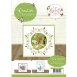 CB10026 Creative Embroidery 26 - Jeanines Art - Butterfly Touch