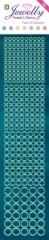 3.8052 Jewelly Pearls & Gems Dots Diamond Pink, 2 Bogen