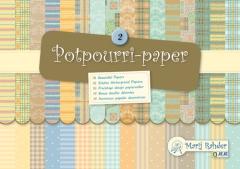 9.0011 MRJ Potpourri Papier 2