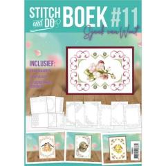 STDOBB011 Stitch and Do Book 11