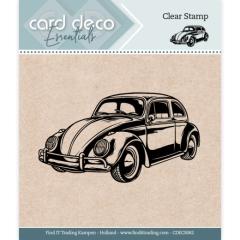CDECS062 Card Deco Essentials - Clear Stamps - Car