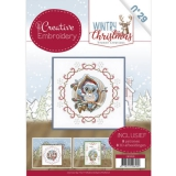 CB10029 Creative Embroidery 29 - Yvonne Creations - Wintry Christmas