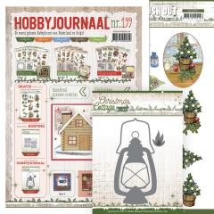 SETHJ199 Hobbyjournal Nr. 199 mit Stanzschablone JAD10137