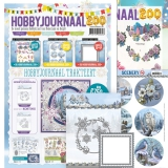 SETHJ200 Hobbyjournal 200 mit ADD10257 und nochmals zusätzlicher Stanzschablone