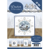 CB10031 Creative Embroidery 31 Amy Design - Awesome Winter