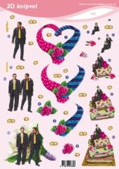 VBK2235 Wir heiraten! Männer