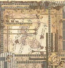 629012 Scrapbook-Papier 30,5 x 30,5