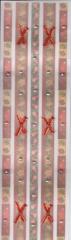 63002 Selbstklebende Ribbons mit Perlen und Schleifen