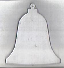 6513-8085 Acryl Scheibe Glocke