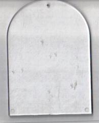 6513-8090 Acryl Scheibe Fenster