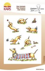 180013-0919 Clear Stamp Hunde