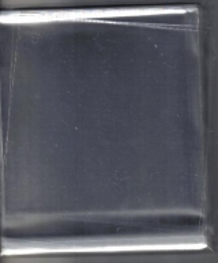 7102 Kartenschutzhüllen für quadratische Karten 100 Stück