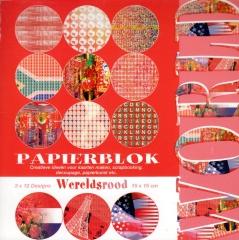 1001389x Papierblock  World
