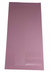 STDP02 Hobbydots Sticker rosa pastel