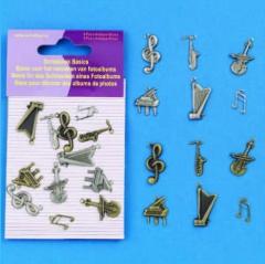11810-1007 Scrapbook Fun  -Musik-