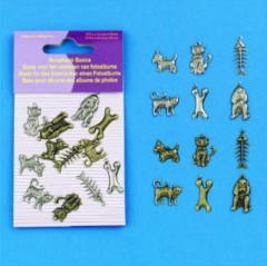 11810-1009 Scrapbook Fun  -Tiere-