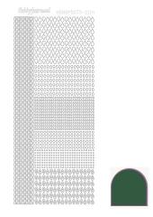 STDM42 Hobbydots Sticker mirror grün