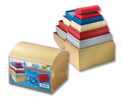 3409 Geschenkboxen farbig Truhe mit Deckel