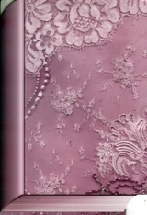 136T Doppelkarte Buchkarte Pink