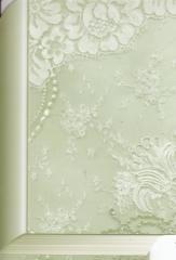 143T Doppelkarte Buchkarte grün