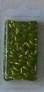 18-1043 Reisperlen 6 x 3 mm ca. 5,5 gr. grün