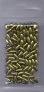 18-1055 Reisperlen 6 x 3 mm ca. 5,5 gr. olivgrün