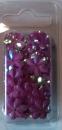 18-3174 Blumenpailleten 15 mm pink