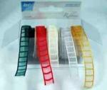 6300-0262 Ribbons Sheer check