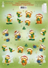 50.6738 Weihnachtsbären klein