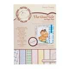 FFS 160103x A4 paper pack - the good life (24pk)