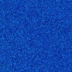 03 Glitterpapier blau
