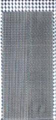 1113s Gezackte Linien Silber