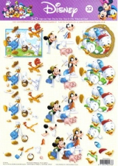 STAPDIS32 Disney 32