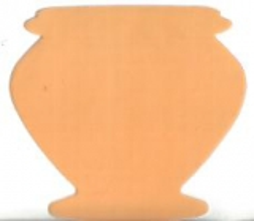 Ultrahaftmotiv: Vase